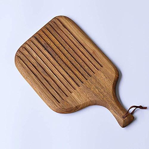 Scherpe raad het bakken van brood plaat A chopping board