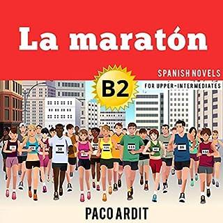 La maratón [The Marathon] audiobook cover art