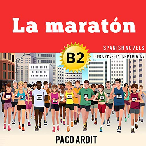 La maratón [The Marathon] cover art