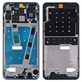 un known Reemplazo Herramientas de experimentos de Prueba Frente Vivienda LCD Placa Bisel del capítulo con Teclas Laterales for Huawei P30 Lite Accesorios (Size : Huawei p30 Lite)