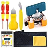 Watch Battery Replacement Tool Kit,Watch Back Case Remover and Watch Opener