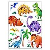 Pandawal Kinderzimmer Bilder für Junge und Mädchen