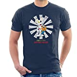 Photo de Cloud City 7 Danger Mouse Retro Japanese Men's T-Shirt par