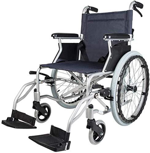 mjj Silla de ruedas eléctrica ligera, se abre y se pliega en 1 segunda más ligera y compacta en la silla más fuerte positiva para interiores y exteriores.