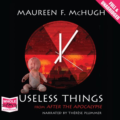 Useless Things audiobook cover art