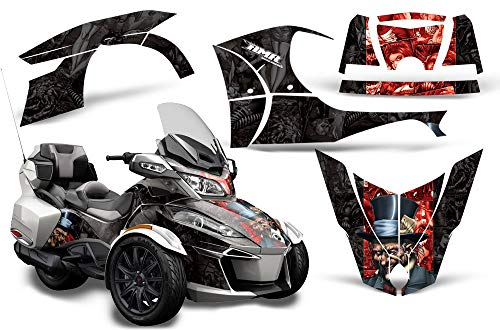 AMR Racing P-CAN-SPYDER-TRIM-14-MAD-R-K