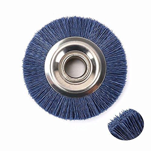 abrasivo ruota del filo di nylon spazzola lucidatura smerigliatrice utensile rotante per macinare...
