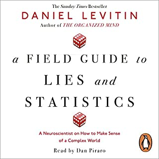 A Field Guide to Lies and Statistics cover art