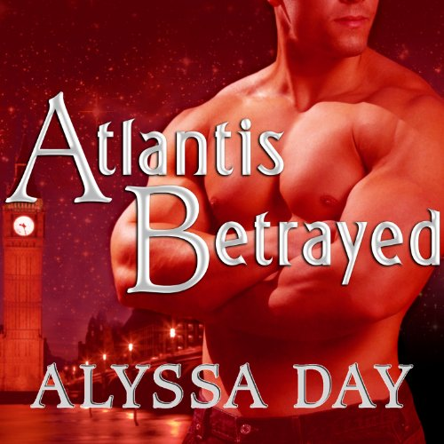 Atlantis Betrayed audiobook cover art