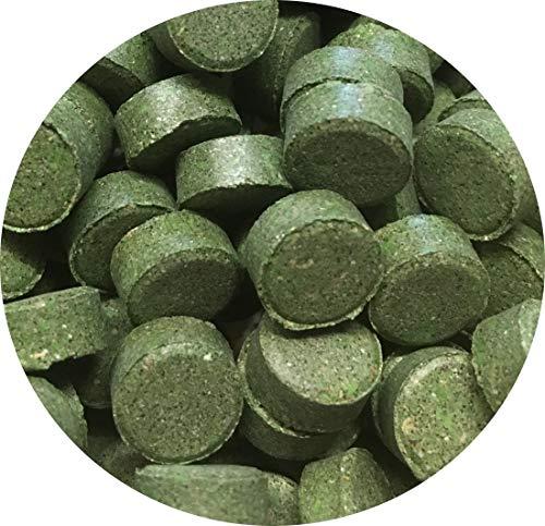Futtertabletten Boden Tabletten 9 mm 10{0f414398d29f3e116e21d14dbb0d1696ba5deef23b72d0c90b6288e61527f647} Spirulina Pflanzliches Fischfutter Wels (1 kg)