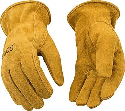Kinco Suede Cowhide Driver Glove