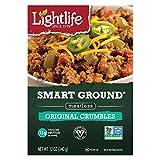 Lightlife, Smart Ground Crumbles, Fat Free, 12 oz