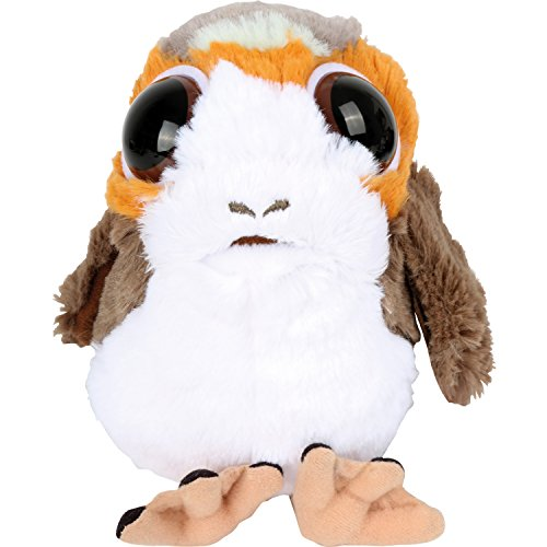 Small Foot Peluche Saga Star Wars Guerre Stellari - PORG Piccolo