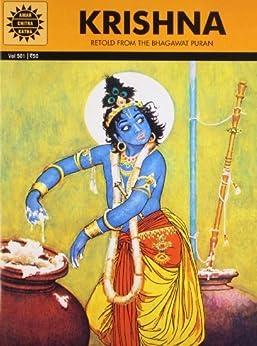 Krishna (Amar Chitra Katha) by [Anant Pai, RAM WAEERKAR]