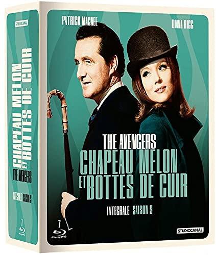 Chapeau Melon et Bottes de Cuir-Intégrale Saison 5 [Blu-Ray]