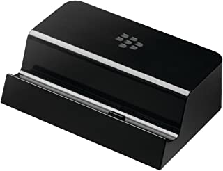 Blackberry Rapid Charging Stand for Playbook - Retail Packaging - Black