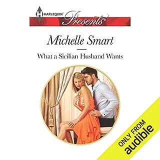 What a Sicilian Husband Wants audiobook cover art