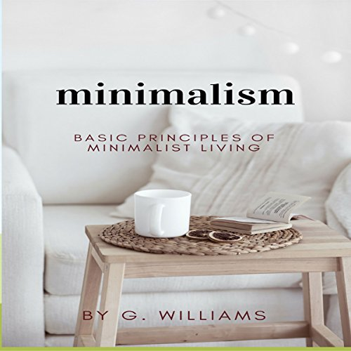 Minimalism audiobook cover art