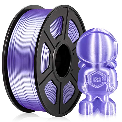 PLA 3D Printer Filament 1.75MM PLA Silk Filament 1KG for 3D Printer 3D Pen PLA Shiny Silky Lighting Gold