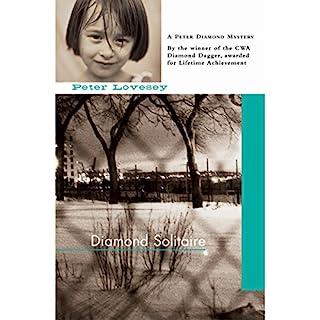 Diamond Solitaire audiobook cover art