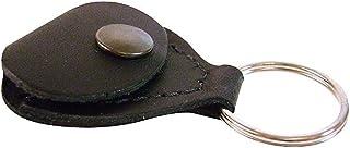 Perris PICKKEY-232 Leather Black Guitar Pick Holder Key Chains