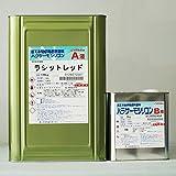 日本特殊塗料 パラサーモシリコン ラシッドレッド 16kgセット