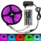 JACKIE'S Tira de luces LED 5050 DC12V LED tira de luces no impermeables 5 m RGB...
