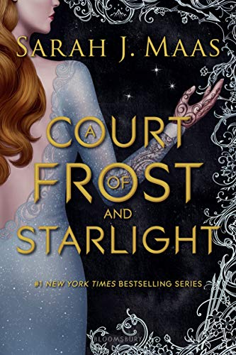 Compare Textbook Prices for A Court of Frost and Starlight A Court of Thorns and Roses Reprint Edition ISBN 9781547600502 by Maas, Sarah J.