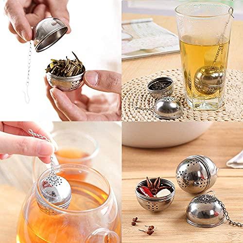 WELLXUNK Filtros para té