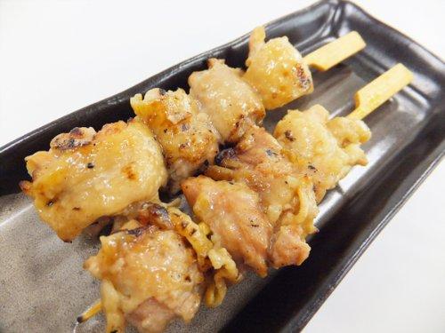 素焼き 皮巻き 焼鳥 もも串 40g×50本×6箱 焼き鳥 やきとり もも モモ 串 鶏肉 とり トリ 鶏 焼鳥丼 イベント 業務用 【水産フーズ】