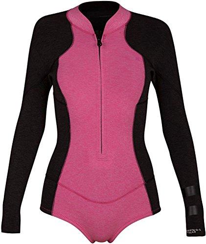 Hurley dames Advantage Plus Spring neopreen pak, zwart roze, 1 EU