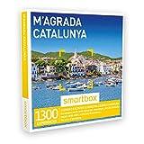 Smartbox - Caja Regalo - M'AGRADA Catalunya - 1300 escapades, SPA, sopars i activitats d'Aventura a Catalunya i voltants