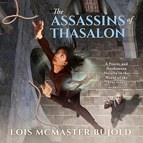 The Assassins of Thasalon cover art