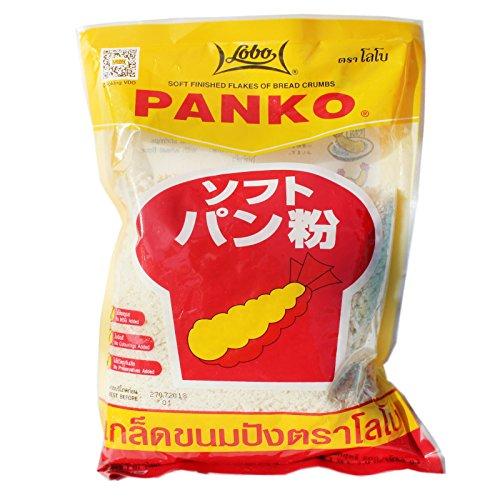 Lobo Panko (grob) zum Panieren 10x200g