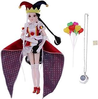 Fenteer Sweet Fortune Days Mystery Magic BJD Tarot Doll 14 Articulaciones - The Fool