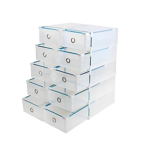 Shoe Storage Boxes Drawers: Amazon co uk