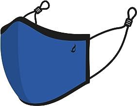 Abbacino mascarilla unisex de adulto lavable en azul homologada UNE 0065