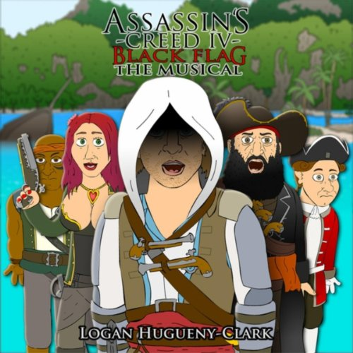 Assassin's Creed 4 Black Flag the Musical [Explicit]