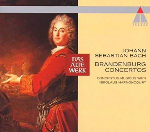 Johann Sebastian Bach & Nikolaus Harnoncourt