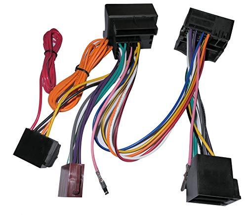 AERZETIX: Cable Adaptador autoradio para Parrot KML Kit Manos Libre de Coche vehiculos C12170