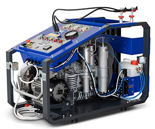 HTD Atemluftkompressor MCH16 Ergo 315 Liter/min. 330bar, Doppeltes Filtersystem für Tropeneinsatz geeignet