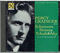 Plays Schumann Strauss & Tchaikovsky