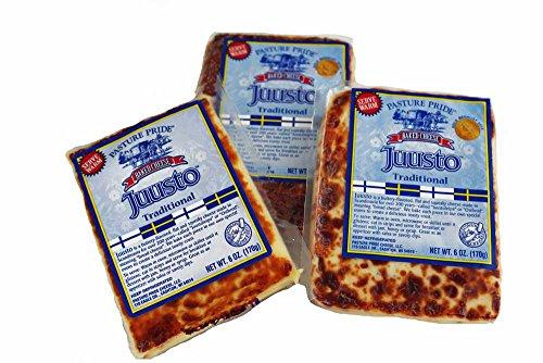 Juusto Baked Bread Cheese 3 Pack