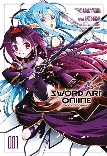 Sword Art Online - Mother's Rosario n° 01