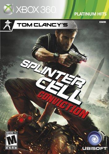 Ubisoft Tom Clancy's Splinter Cell: Conviction, Xbox 360 Xbox 360 Inglés vídeo - Juego (Xbox 360, Xbox 360, Acción / Aventura, Modo multijugador, M (Maduro))