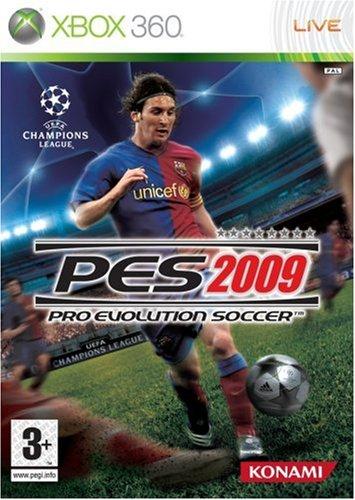 PES 2009 : Pro Evolution Soccer [Import: Francia]