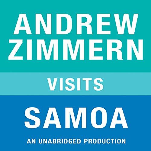 Andrew Zimmern Visits Samoa audiobook cover art