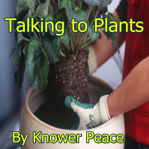 Talking to Plants audiobook cover art