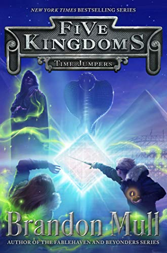 Time Jumpers (Five Kingdoms Book 5) (English Edition)