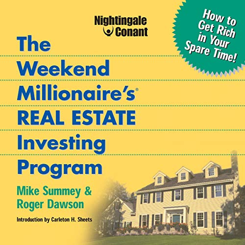 The Weekend Millionaire's Real Estate Investing Program cover art